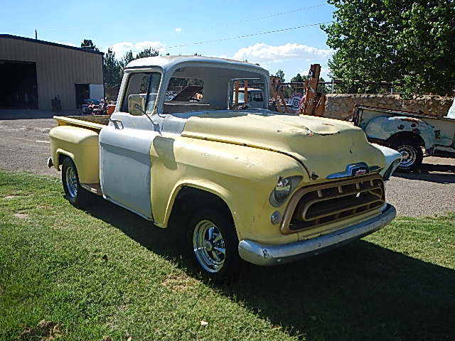 1957 Chevrolet Other Pickups Short Bed 1/2 Ton