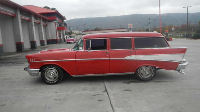 1957 chevy 4 door wagon for sale photos technical