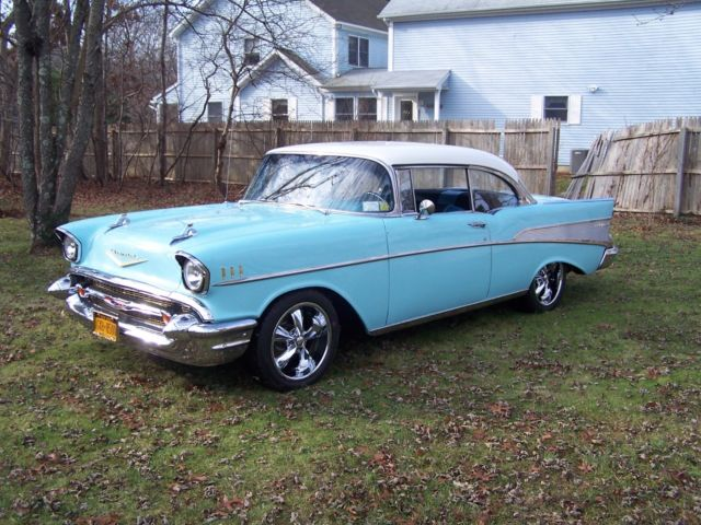 1957 Chevrolet Bel Air/150/210 HARD TOP