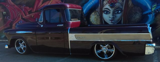 1957 Chevrolet Other Pickups Chevy Truck