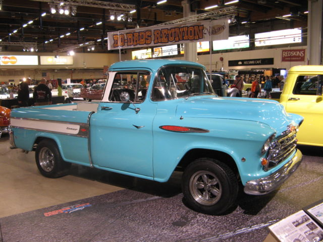 1957 Chevrolet Other Pickups cameo carrier