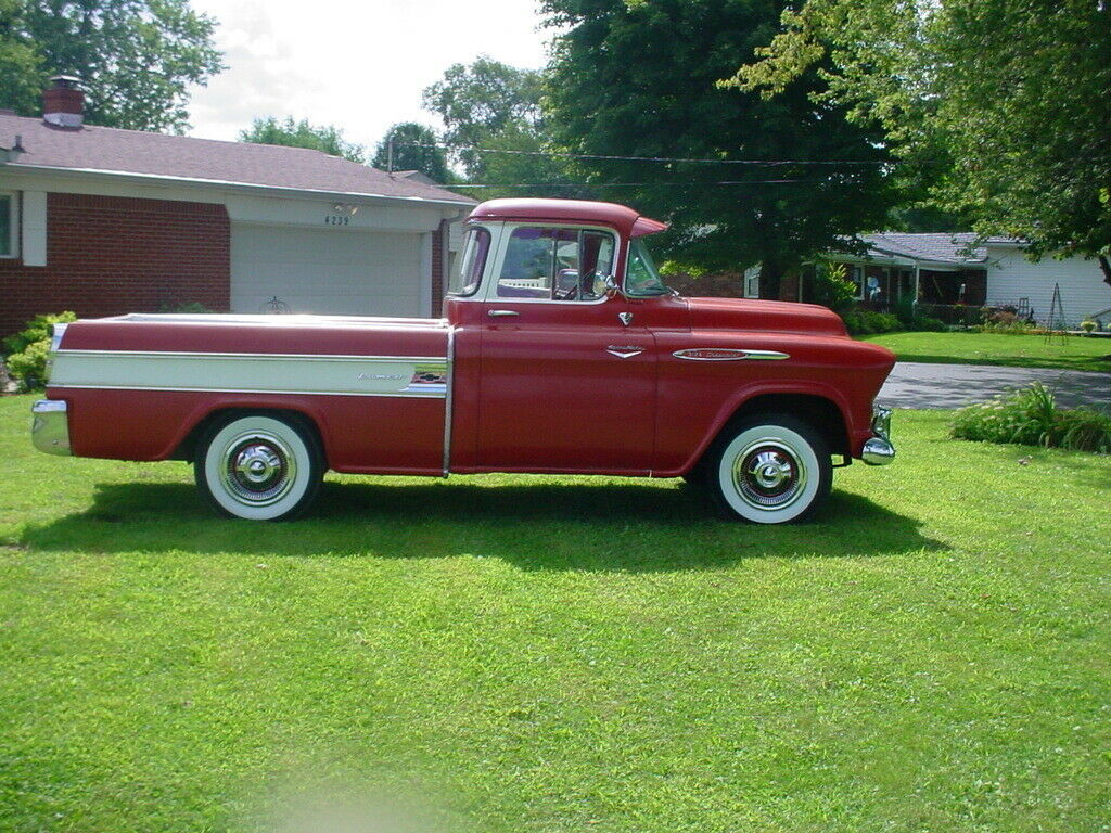 1957 Chevrolet Other Pickups CAMEO