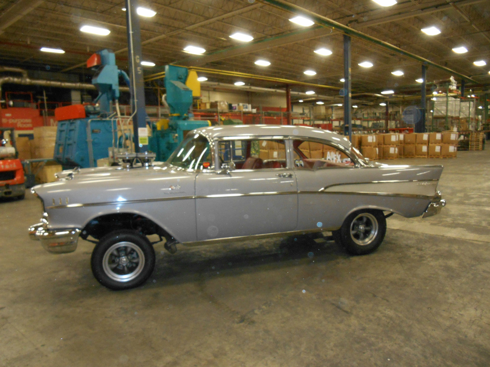 1957 chevy gasser for sale photos technical specifications