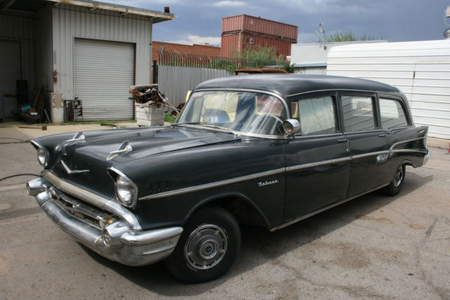 1957 Chevrolet Bel Air/150/210 210