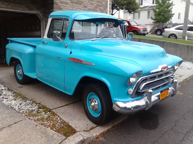 1957 Chevrolet Other Pickups full elite trim package