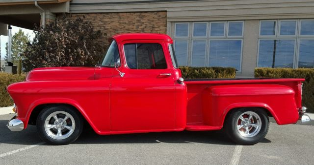 1957 chevy pickup big rear window 454 1955 chevy 1956 for 1955 chevy big window for sale