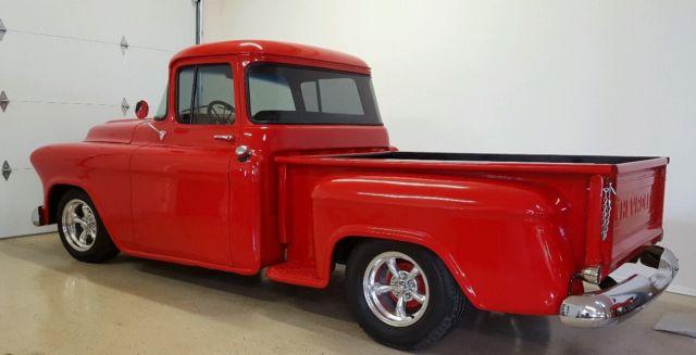 1957 Chevy Pickup Big Rear Window 454 1955 Chevy 1956