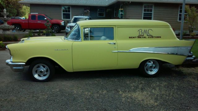 1957 Chevy sedan delivery wagon for sale: photos, technical