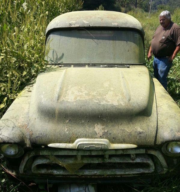 1957 Chevy Suburban Clam Shell Rear Doors & 1957 Chevy Suburban Clam Shell Rear Doors for sale: photos ... pezcame.com