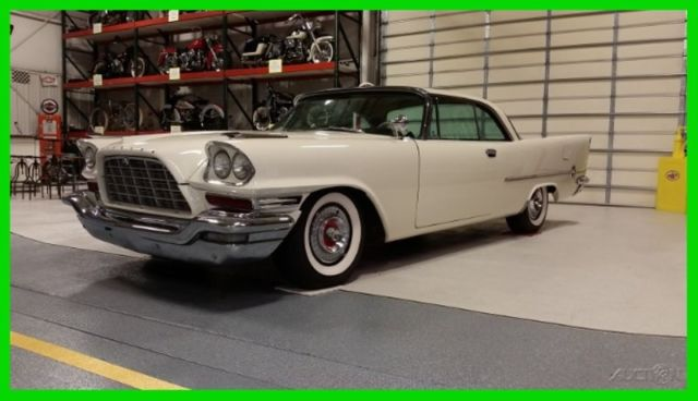 1957 Chrysler 300 Series One of the first Hemi cars
