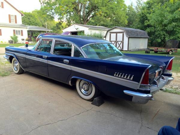 1957 chrysler new yorker 392 hemi no reserve for sale photos technical specifications. Black Bedroom Furniture Sets. Home Design Ideas