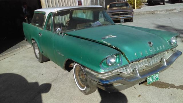 Audi Of Naples >> 1957 Chrysler Station Wagon for sale: photos, technical