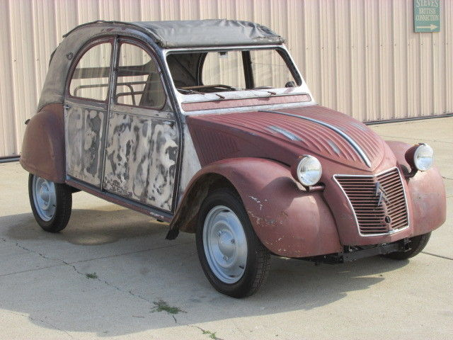 1957 Citroën Other