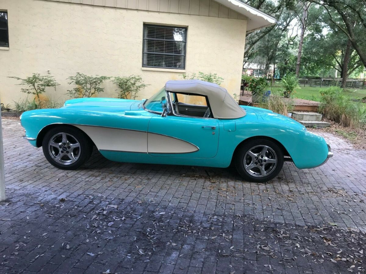 1957 Corvette Restomod For Sale Photos Technical Specifications