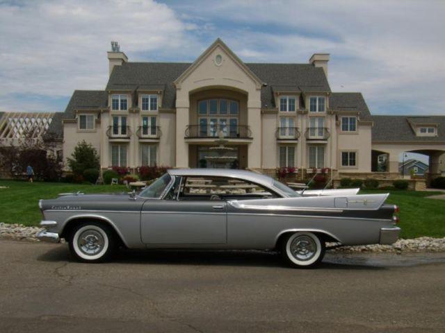 1957 Dodge Custom Royal for sale: photos, technical ...  1957 Dodge Cust...