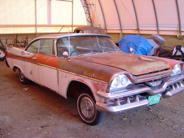 1957 Dodge Custom Royal Hardtop ! for sale: photos ...  1957 Dodge Cust...