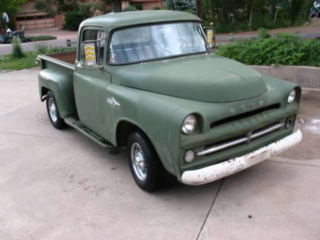 1957 Dodge Other Pickups Pickup