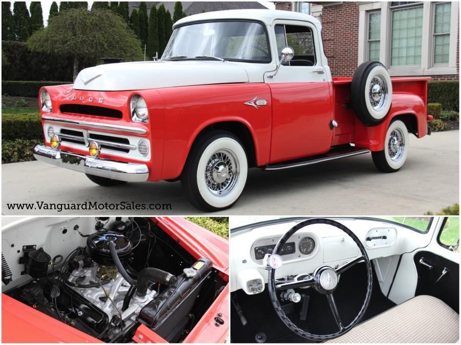 1957 Dodge Other Pickup