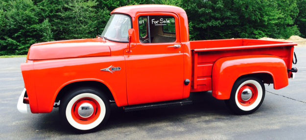 1957 Dodge Other Pickups D100