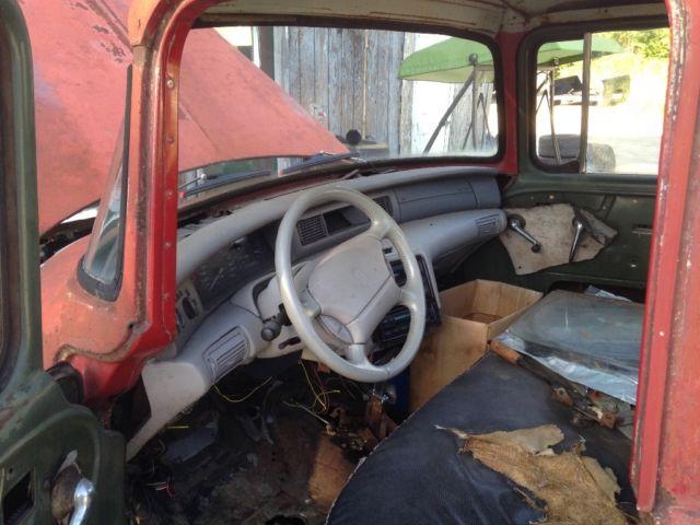 1957 Dodge D100 Rat Rod For Sale Photos Technical