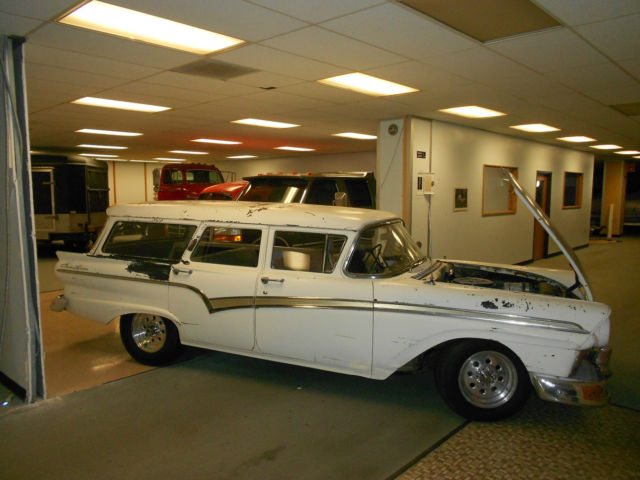 1957 Ford Other Station wagon Country Sedan Wagon