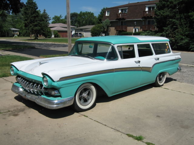 1957 Ford Other
