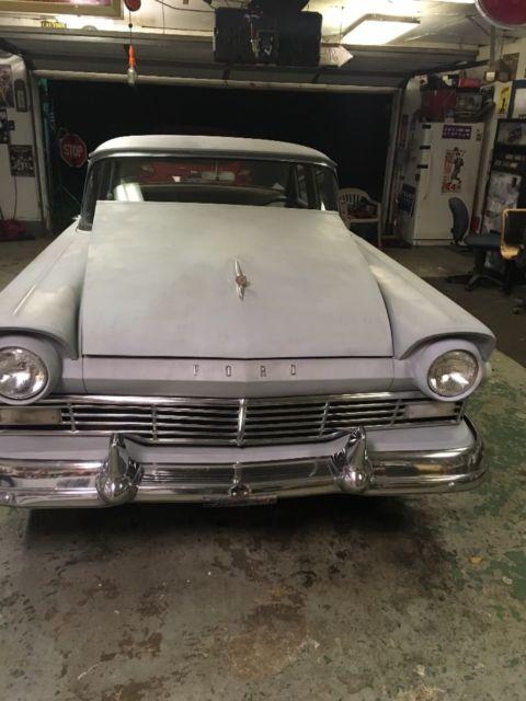 1957 Ford Custom 300 4 Door Sedan For Sale Photos