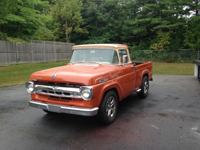 1957 Ford F-100 Short bed