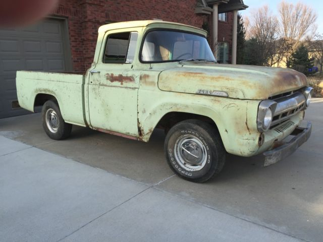 1957 Ford F100 Parts Autos Classic Blog