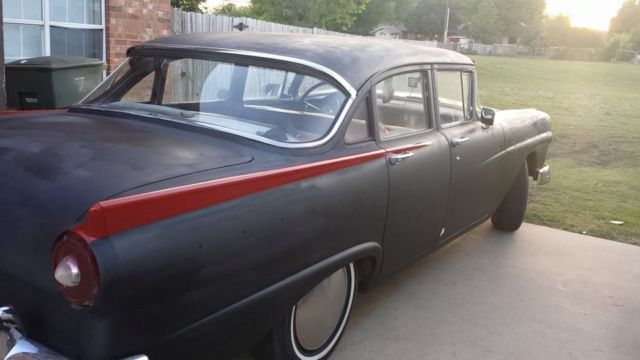 1957 Ford Fairlane 4 Door For Sale Photos Technical