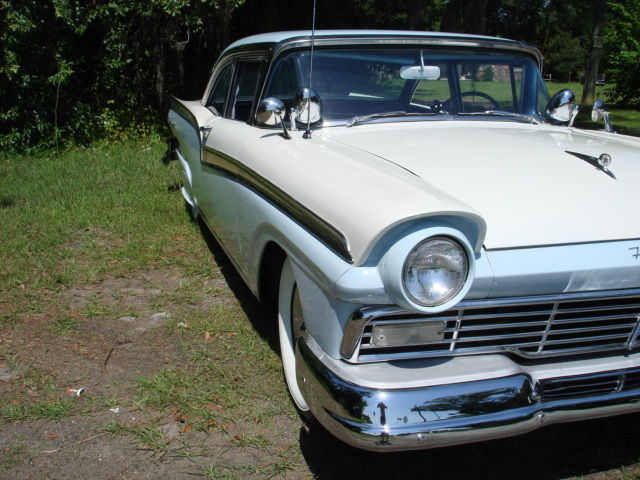 1957 ford fairlane 500 2 door mild custom for sale photos for 1957 ford 2 door