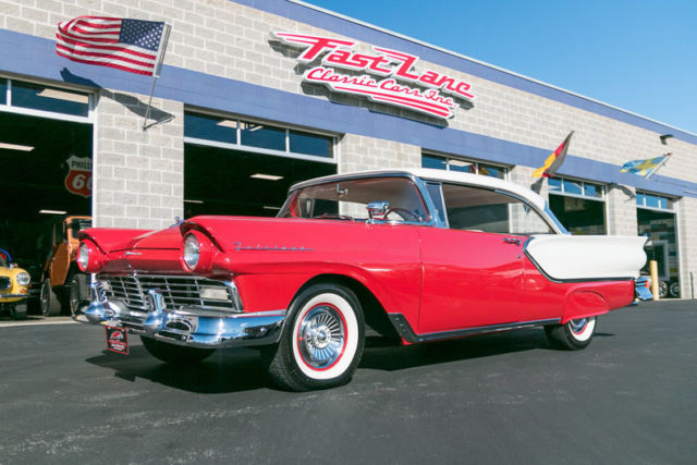 1957 Ford Fairlane 2 Door Hardtop