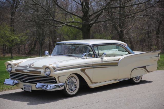 1957 Other Makes 1957 Ford Famous Historic Custom