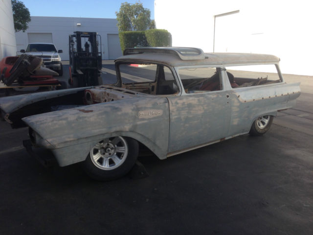 1957 Ford 14 Ranch wagon