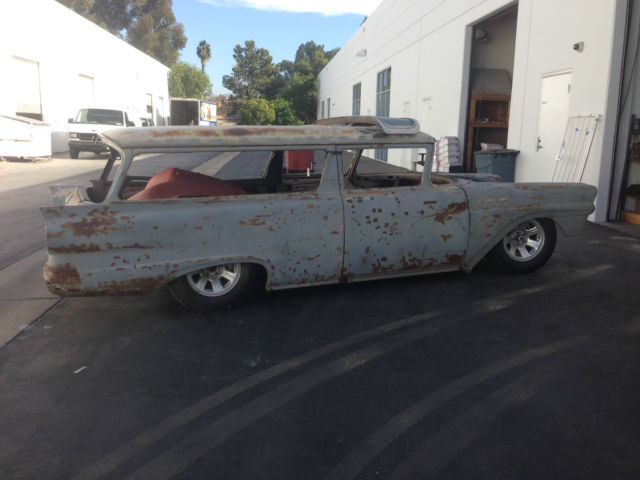1957 ford ranch wagon for sale photos technical for 1957 ford 2 door ranch wagon sale