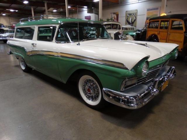 1957 Ford Ranch Wagon California car for sale: photos, technical