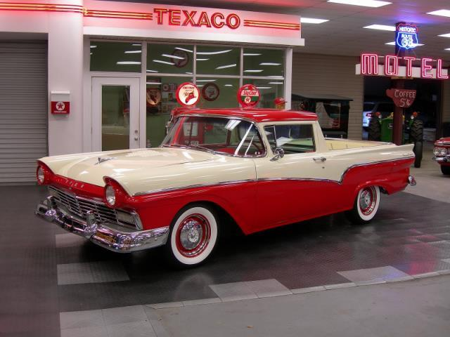 1957 Ford Ranchero Pick Up