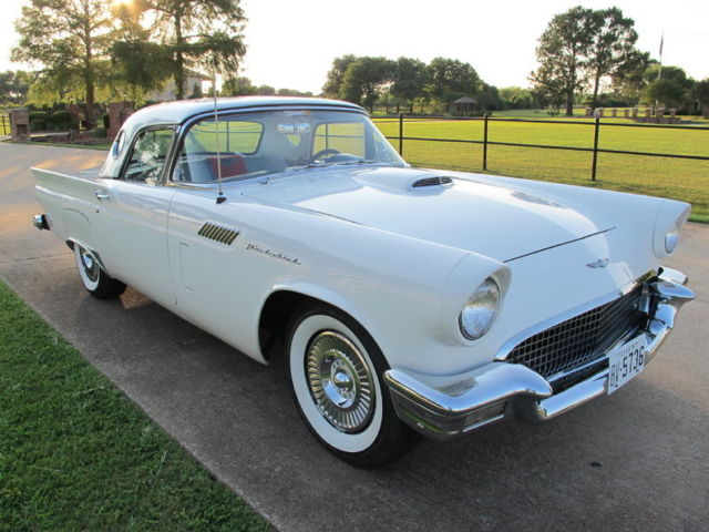 1957 Ford Thunderbird T-Bird