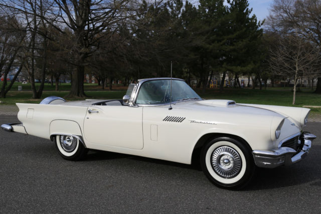 1957 Ford Thunderbird T-BIRD CONVERTIBLE