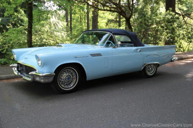1957 Ford Thunderbird CTCI Senior Award Winner! See VIDEO.