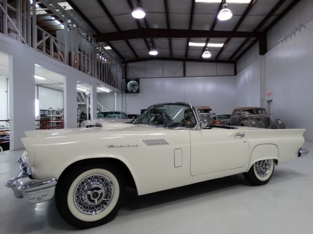 1957 Ford Thunderbird FROM COUNTRY STAR, JIM OWEN, COLLECTION!