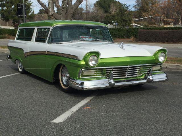 1957 ford 2 door station autos weblog for 1957 ford 2 door ranch wagon sale