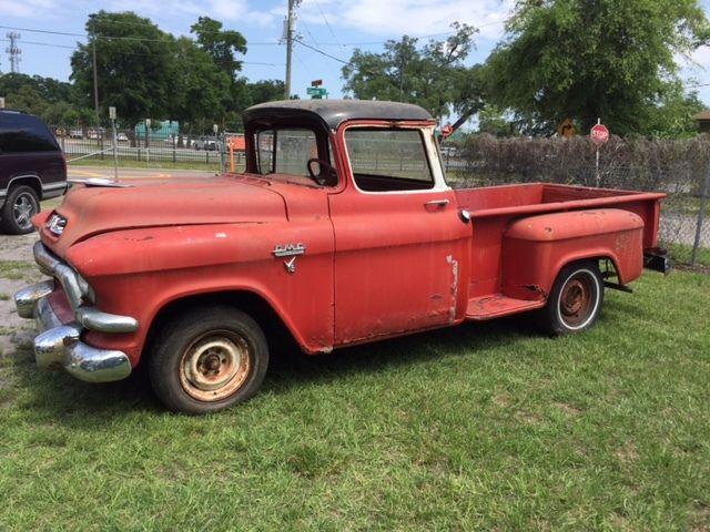 1957 Gmc Truck Base 347 V8 5 7 For Sale Photos Technical