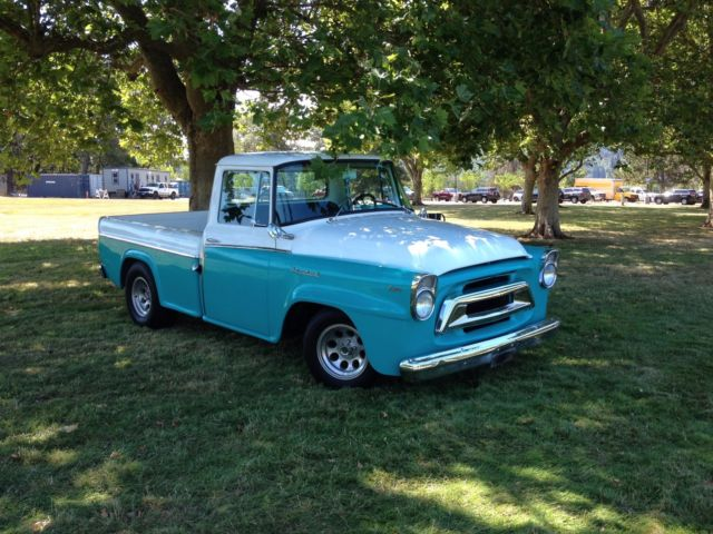 1957 International Harvester A100