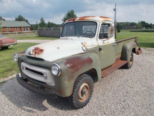 1957 International Harvester Other 4X4