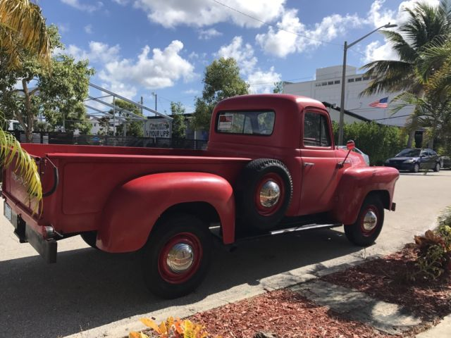 1957 International S120 3/4 Ton 4x4 Pickup for sale: photos