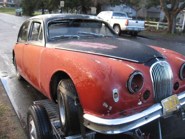 1957 Jaguar Hotrod Ratrod