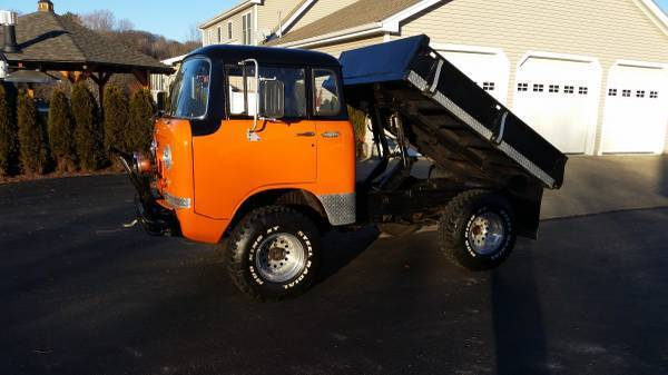 1957 Willys Other