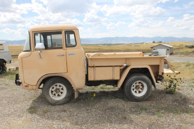 1957 Jeep Other Forward Control 150