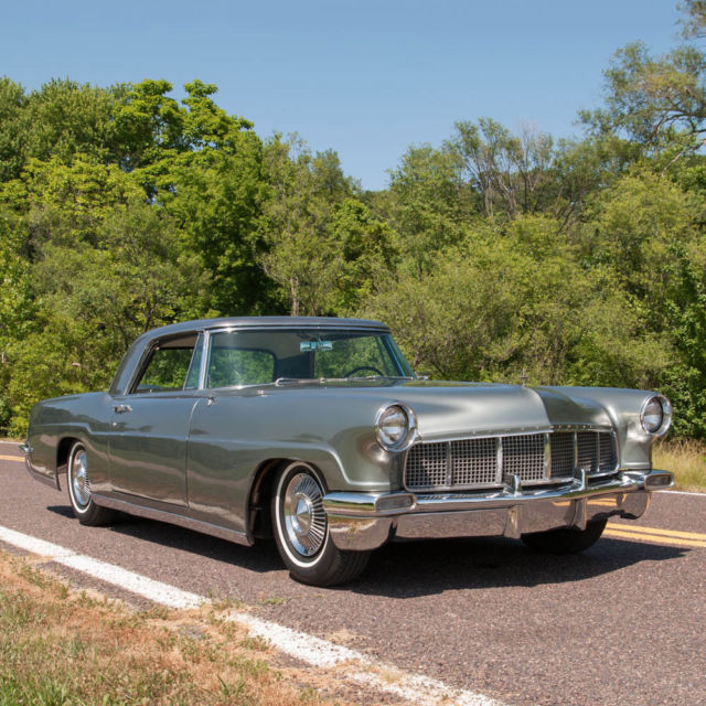1957 Lincoln Continental Mark II,Only 25,933 Miles On